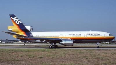 HL7329 - McDonnell Douglas DC-10-30(ER) - Japan Air System (JAS)