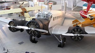 D-ADLH - Junkers Ju-52/3m - Lufthansa