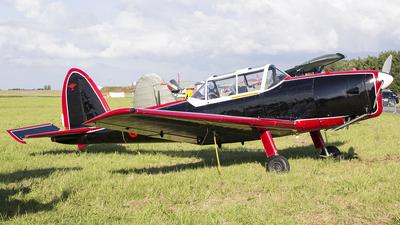 G-AOJR - De Havilland Canada DHC-1 Chipmunk 22 - Private