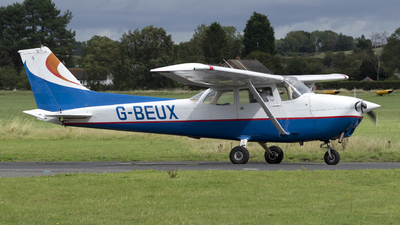 G-BEUX - Reims-Cessna F172N Skyhawk II - Private