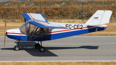 EC-CE2 - Rans S-6ES Coyote II - Private
