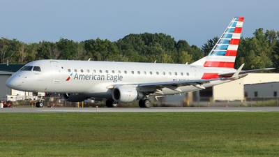N130HQ - Embraer 170-200LR - American Eagle (Republic Airways)