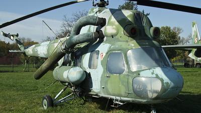 6048 - PZL-Swidnik Mi-2 Hoplite - Poland - Army