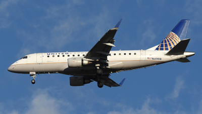 A picture of N649RW - Embraer E170SE - United Airlines - © DJ Reed - OPShots Photo Team