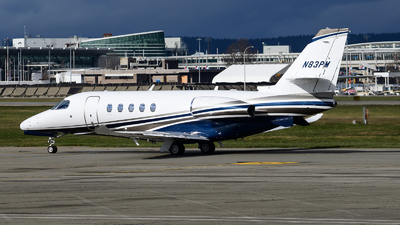 N83PM - Cessna Citation Latitude - Private