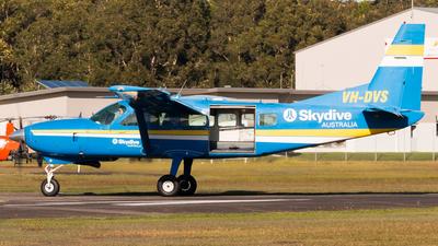 VH-DVS - Cessna 208 Caravan - Skydive Australia