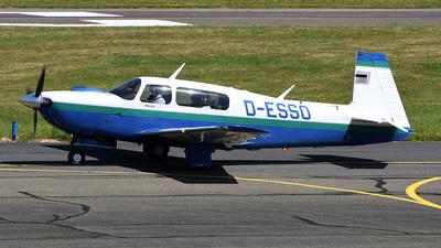 D-ESSO - Mooney M20M TLS - Private