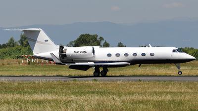N472MM - Gulfstream G-IV - Pegasus Elite Aviation