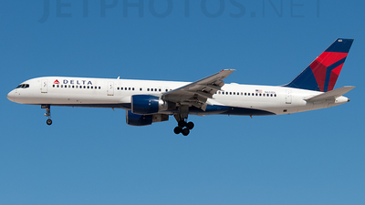 N651DL - Boeing 757-232 - Song