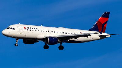N326US - Airbus A320-211 - Delta Air Lines