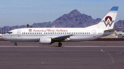 N509DC - Boeing 737-33A - America West Airlines