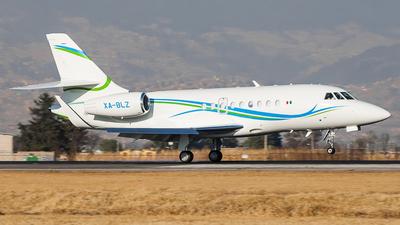 XA-BLZ - Dassault Falcon 2000LX - Aerokaluz
