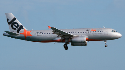 A picture of 9VJSE - Airbus A320232 - [2423] - © Laszlo Fekete