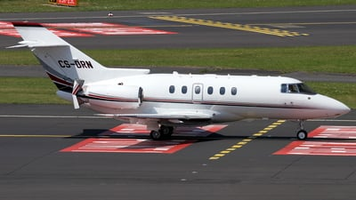 CS-DRN - Raytheon Hawker 800XP - NetJets Europe