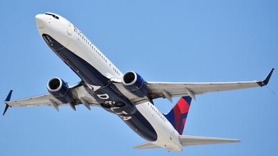 N861DN - Boeing 737-932ER - Delta Air Lines