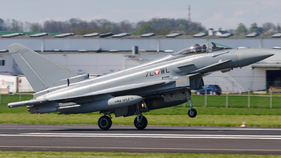 7L-WL - Eurofighter Typhoon EF2000 - Austria - Air Force