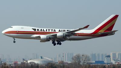 N710CK - Boeing 747-4B5F(SCD) - Kalitta Air