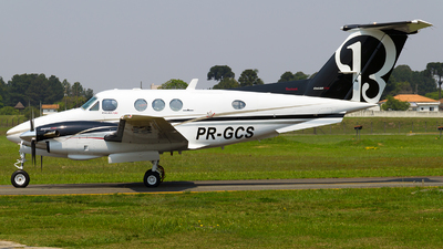 PR-GCS - Beechcraft F90 King Air - Private