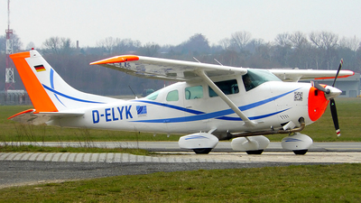 D-ELYK - Cessna TU206G Turbo Stationair - Private