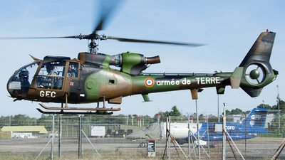4207 - Aérospatiale SA 342M Gazelle - France - Army