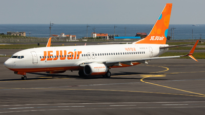 HL8321 - Boeing 737-8K5 - Jeju Air