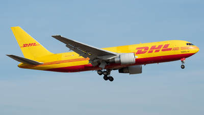 A picture of N653GT - Boeing 767231(BDSF) - DHL - © Kerrigan_Aviation_NJ