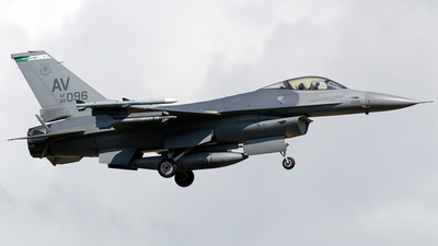 89-2096 - General Dynamics F-16C Fighting Falcon - United States - US Air Force (USAF)