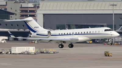 M-ERCI - Bombardier BD-700-1A10 Global 6000 - Private