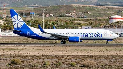 EW-457PA - Boeing 737-8ZM - Belavia Belarusian Airlines