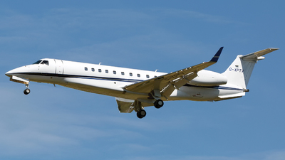 G-XPTV - Embraer ERJ-135BJ Legacy 600 - Private