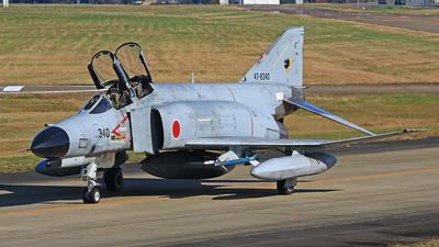 47-8340 - McDonnell Douglas F-4EJ Kai - Japan - Air Self Defence Force (JASDF)