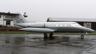 N275E - Gates Learjet 24D - Private