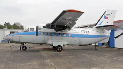 0503 - Let L-410MA Turbolet - Czech Republic - Air Force