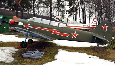 - Yakovlev Yak-18 - Soviet Union - Air Force