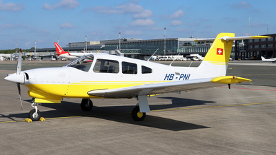 A picture of HBPNI - Piper PA28RT201T - [28R8431018] - © Christian Weber