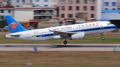 B-6277 - Airbus A320-214 - China Southern Airlines