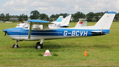 A picture of GBCVH - Cessna FRA150L Aerobat - [0258] - © Jeroen Stroes