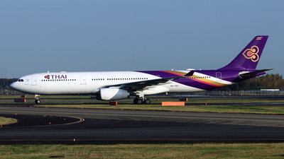 HS-TEP - Airbus A330-343 - Thai Airways International
