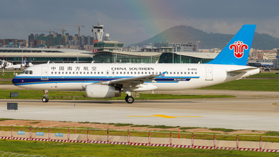 A picture of B1652 - Airbus A320232 - China Southern Airlines - © Charlie