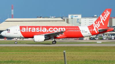 A picture of HSBBB - Airbus A320216 - AirAsia - © SOMPOL JUNLAMART