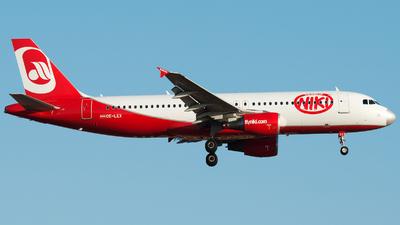 OE-LEX - Airbus A320-214 - Niki