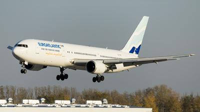 CS-TKR - Boeing 767-36N(ER) - EuroAtlantic Airways