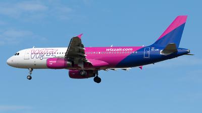 HA-LWO - Airbus A320-232 - Wizz Air