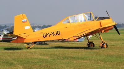 OM-YJG - Zlin Z-37A-2 Cmelák - Aero Slovakia