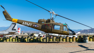 62-12537 - Bell UH-1B-BF Iroquois - United States - US Army