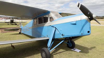 SE-AGE - De Havilland DH-87B Hornet Moth - Private