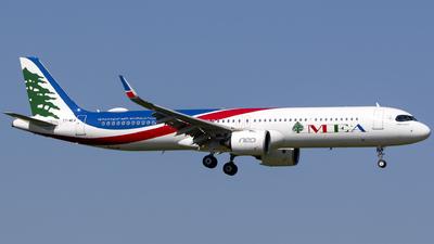 A picture of T7ME4 - Airbus A321271NX - MEA - © Kris Van Craenenbroeck