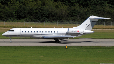 HB-JRM - Bombardier BD-700-1A10 Global 6000 - Private