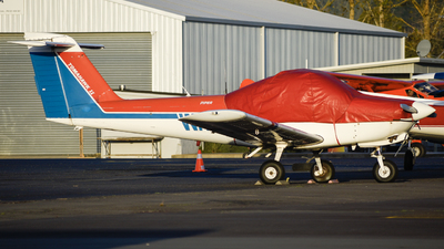 ZK-WAG - Piper PA-38-112 Tomahawk II - Aero Club - Auckland