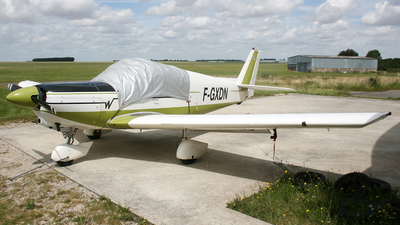 F-GXDN - Wassmer WA-50 - Private